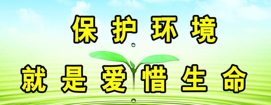 关于环保的名言