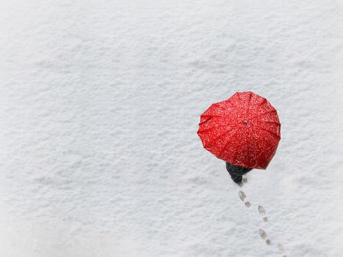 十字以内下雪唯美句子